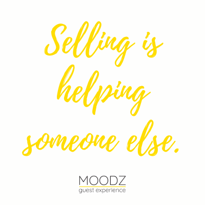 selling is helping someone else